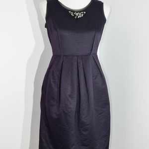 Simply Vera Wang Sheath dress Purple sz 2